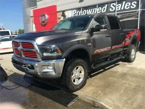 2015 RAM 2500 POWER WAGON, VERY RARE TRADE, CHECK IT OUT !!