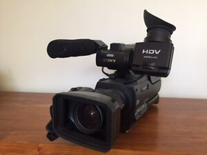 Sony Prosumer Video Camera Seville Grove Armadale Area Preview