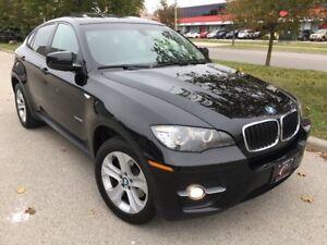 2009 BMW X6 xDRIVE35i NAVI*CAMERA*MOON*SPORT PADDLE PREM *LOW KM