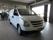 2012 Hyundai iLOAD TQ MY13 Creamy White 5 Speed Automatic Van Thornleigh Hornsby Area Preview