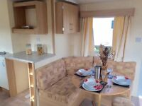 Delta Primero 2008/2 bed caravan at Trecco Bay ! Ltd number of pitches with 50% off availabe !