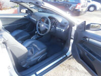 0707 VAUXHALL ASTRA 1.8 AUTOMATIC CONVERTIBLE TWIN TOP DESIGN 68K SUPERB COND.
