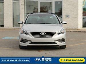 2016 Hyundai Sonata 2.4L Limited West Island Greater Montréal image 2