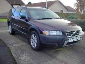 Volvo XC70 2.4 AWD D5 SE Cross-Country Estate (2007)