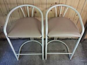Pair of Kitchen Stools Unanderra Wollongong Area Preview