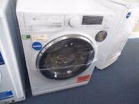 NEW GRADED WHITE 9 KG 1600 SPIN HOTPOINT WASHING MACHINE REF: 11353