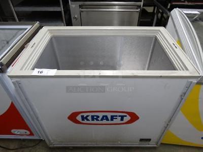 Oscar Mayer Kraft Sc-180 Refrigerated Display Case Merchandiser New