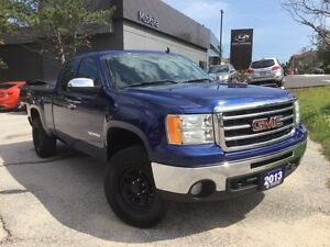 2013 GMC Sierra 1500 SLE - AFTERMARKET RIMS AND TIRES!