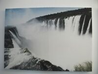 Picture Print IKEA . Waterfall . Size : H=59cm , W=84cm (b)