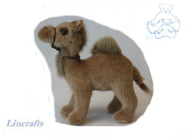 Standing Baby Camel Plush Soft Toy by Hansa 4536