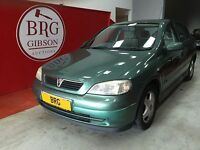 Vauxhall Astra 1.4 LS 16V LS (green) 2000