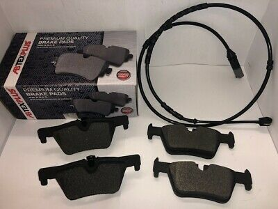 Rear Brake Pads & Sensor Wire For BMW 3 Series F30 F31 F34 2011-2018