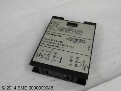 Dwyer Love Controls Scl4130e Iso Verter Ii Temperature Control M50626-e46n -k