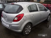 vauxhall corsa 2008 for parts