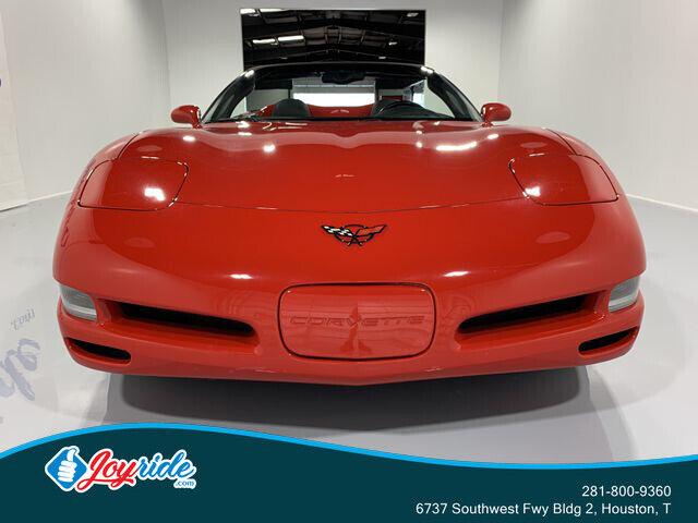 2004 Red Chevrolet Corvette Convertible  | C5 Corvette Photo 2