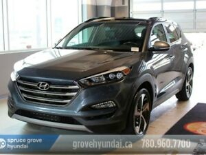 2017 Hyundai Tucson LIMITED-1.6L TURBO NAVIGATION 4WD SUNROOF MU
