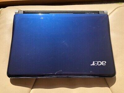 Acer Aspire One D150-1Bb 10.1-inch Netbook Laptop (1 GB RAM, Windows XP) Blue
