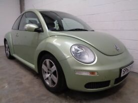 VOLKSWAGEN BEETLE 1.4 2007/57, 51000 MILES, LONG MOT, HISTORY, WARRANTY, FINANCE AVAILABLE