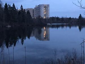 2 bedroom apartment at THE WATERTON Call 902-440-0090