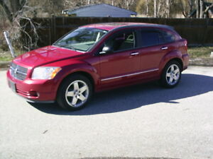 2007 Dodge Caliber R/T  AWD LEATHER LOAD  Low klms