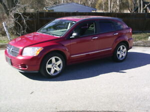 2007 Dodge Caliber R/T Wagon AWD LEATHER LOAD