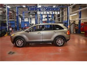 2013 Ford Edge SEL! Leather! Roof! Nav!