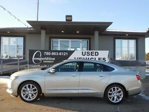 2014 Chevrolet Impala LTZ (2LZ) V6- Sunroof-Navigation