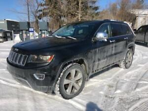 2014 Jeep Grand Cherokee LIMITED*CUIR*NAV*TOIT OUV.*DÉMARREUR*CA
