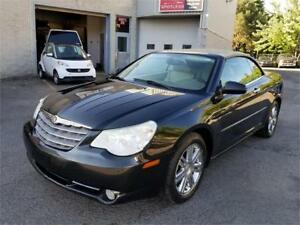 2008 Chrysler Sebring Limitée CONVERTIBLE CUIR MAGS FULL LOADED