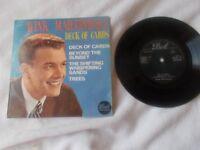 Vinyl 7in EP Deck Of Cards – Wink Martindale Dot DEP 20000 Mono 1965