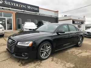 2016 Audi A8 4.0T NO-ACCIDENT, BELOW MARKET VALUE