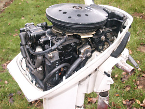 9.9 Outboard Motor Johnson