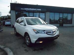 ACURA MDX TECHNOLOGY SH-AWD 2008 **NAVIGATION/GPS**