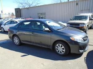 2011 TOYOTA COROLLA, AIR CLIMATISE $5995