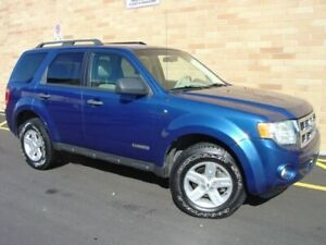 2008 Ford Escape Hybrid FWD. WOW!! Only 162000 Km! Certified!