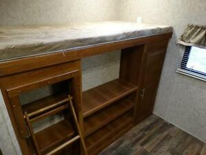 Bunkhouse RV Trailer with Dinette on Awning Side! Kitchener / Waterloo Kitchener Area image 9