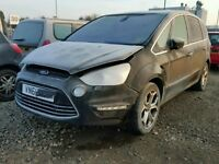 BREAKING FOR PARTS FORD S-MAX TITANIUM 2012 2.0 TDCI 163 BHP IN PANTHER BLACK