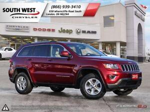 2015 Jeep Grand Cherokee   Laredo   Bluetooth   Cruise