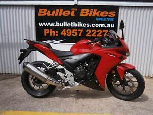 2013 HONDA CBR 500R EXCELLENT CONDITION, LAMS APPROVED Mackay Mackay City Preview
