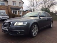 Audi A6 S Line Avant Special Edition 168Bhp