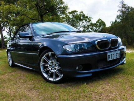 2005 BMW 330CI E46 MY2005 High-line Steptronic Grey 5 Speed Sports Automatic Convertible