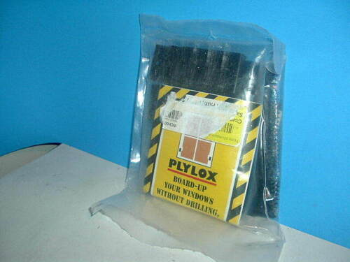 PLYLOX WINDOW CLIPS 20 PACK UNOPENED