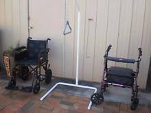 WHEELCHAIR, WHEELIE WALKER, OVER BED LIFT BAR Manilla Tamworth Surrounds Preview
