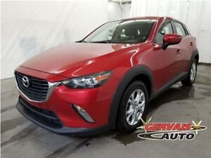 Mazda CX-3 GS Luxe Cuir Toit Ouvrant A/C MAGS 2016