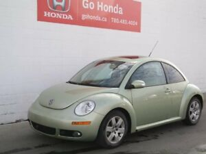 2007 Volkswagen New Beetle Coupe LEATHER, AUTOMATIC