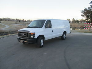 2009 Ford E-350 Work Van (START WORKING NOW)