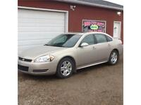 MINT 2010 CHEV IMPALA LT $5500 THIS A AN AMAZING DEAL!