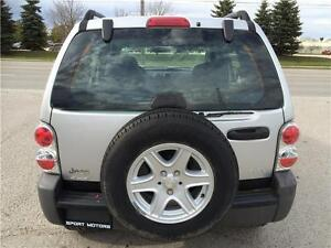 2004 Jeep Liberty Sport 4x4! BRAND NEW TIRES & BRAKES! A/C! London Ontario image 3