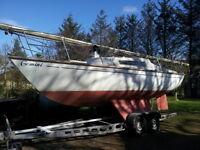 Hurley 22 Yacht - Gemini
