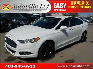 2014 Ford Fusion SE LEATHER AWD
